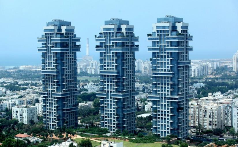 """מנכ""""ל חברת אדמה רכש דירה במגדלי אקירוב בסך 20 מיליון ש""""ח"""